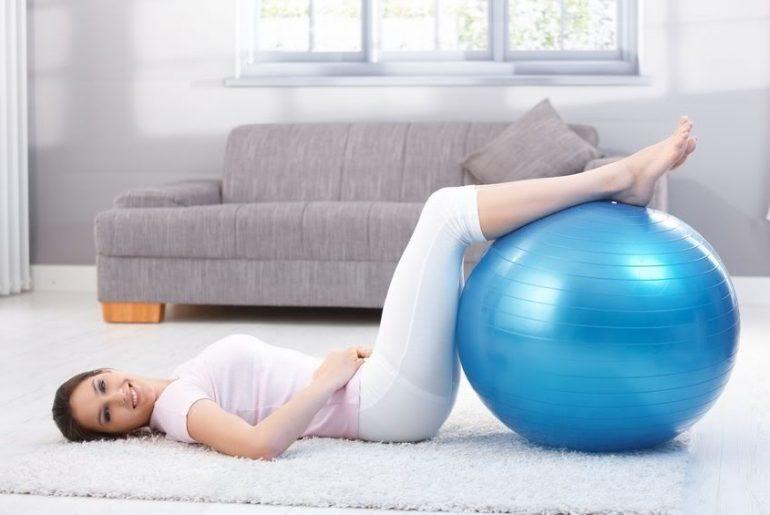 Как скоро после родов можно заняться спортом