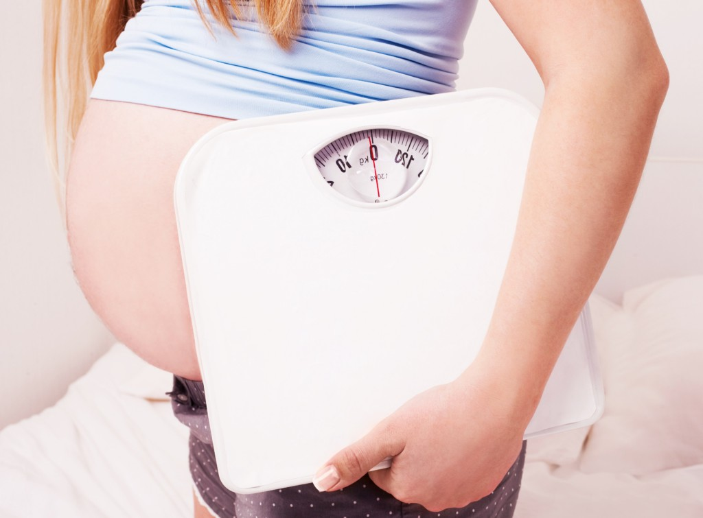 Похудение при беременности на ранних сроках