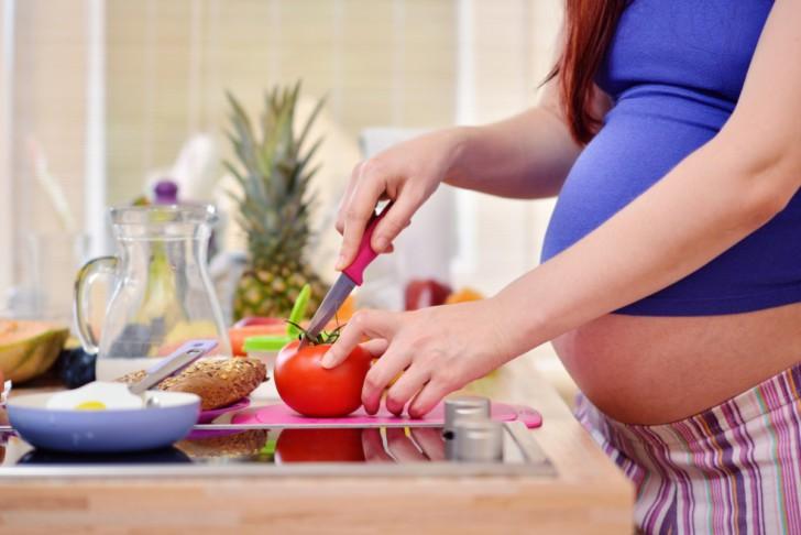 Полезные продукты для беременных в третьем триместре