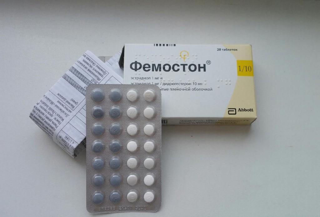 Фемостон 2 10 состав таблеток