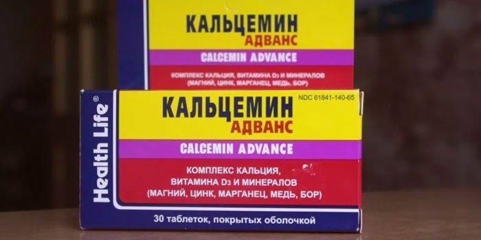 Кальцемин при беременности: инструкция по применению с дозировками, побочные действия
