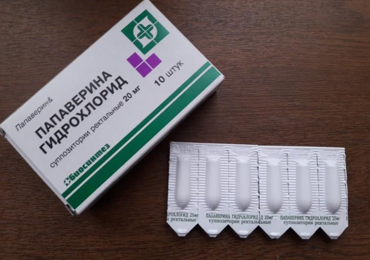 Папаверин инструкция по применению таблетки при беременности