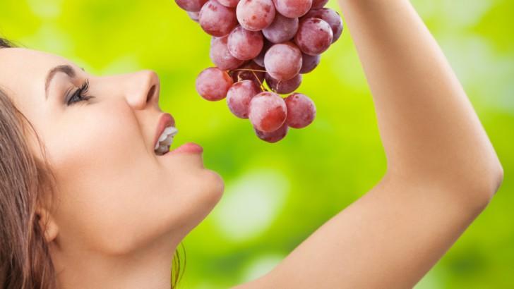 Можно ли беременным виноград зеленый