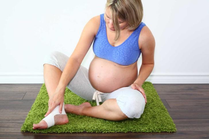 Ноют суставы ног и рук при беременности
