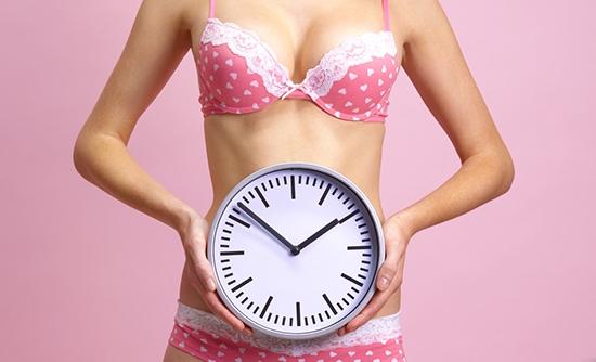 Сколько дней бывают месячные у девушек
