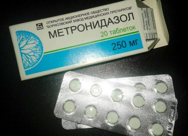 Можно ли при беременности пить таблетки метронидазол
