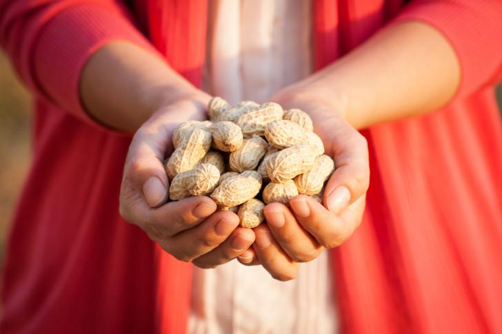 Можно ли беременным кушать арахис?