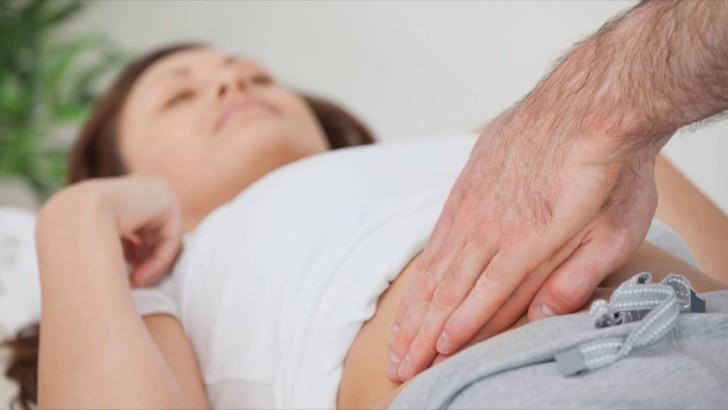 Почему колит в боку при беременности